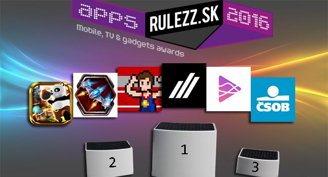 Slovenské Top aplikácie