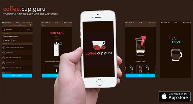 káva app